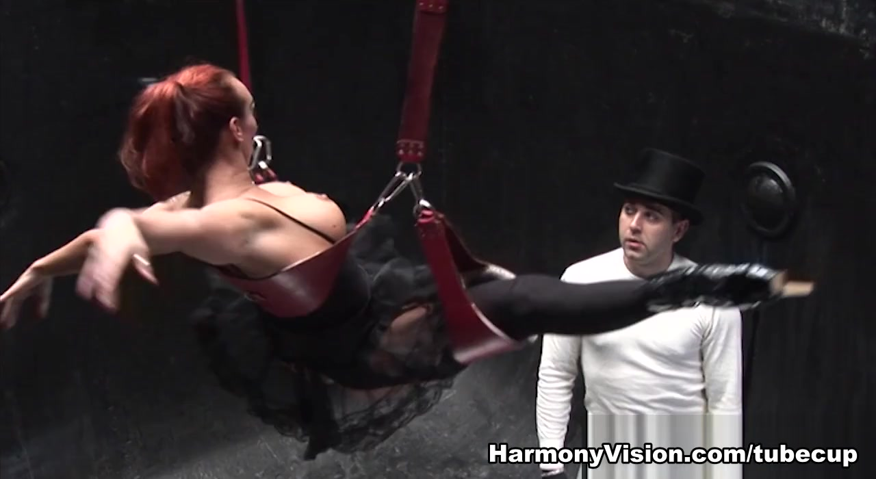 Keira Farrell in Sexual Acrobatics – HarmonyVision