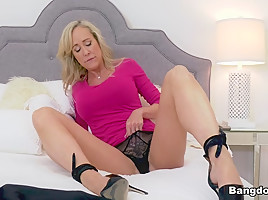 Brandi Love in My Best Friends Mom – Bangbros
