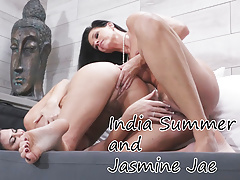 India Summer and Jasmine Jae