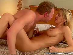 Horny pornstar in Fabulous Blowjob, Oldie adult scene