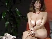 Christy Canyon masturbates