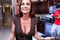 Brazzers – Mommy Got Boobs – Diamond Fo and Sean Lawless – M
