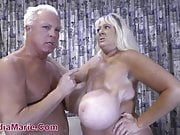 Mr. Marie Fucks Kayla Kleevage