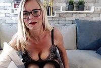 Mature Dirty Tina exclusive live cam show on xHamsterLive
