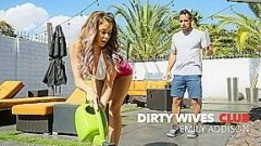 Emily Addison Gets Fucked – DirtyWivesClub