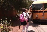 Faye Reagan – School bus girl