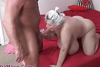 Saline Implants, Claudia Marie Gets Dicked Down By Silicone Cock