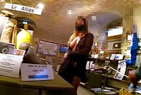 CARLA-C, EXHIBITION AT THE MUSEUM, PART 2 (on hidden camera)
