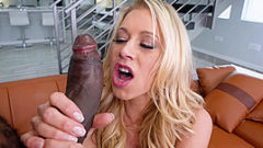 Katie Morgan Interviewed and Fucked – MonstersOfCock