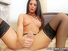 Incredible pornstars India Summer, Mark Wood in Horny POV, Brunette sex scene