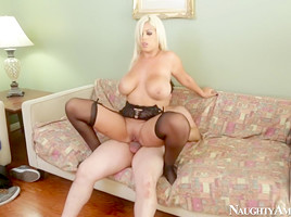 Bridgette B. & Anthony Rosano in My First Sex Teacher