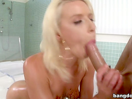 White Girl With A Big Ass In Hardcore Sex!