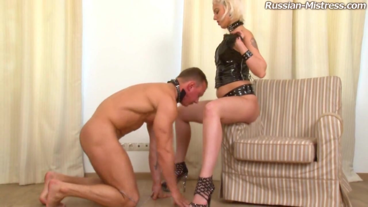 Russian-Mistress Video: Mistress Salma