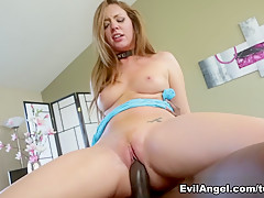 Amazing pornstars Maddy Oreilly, Lexington Steele in Crazy Redhead, Pornstars porn video
