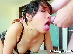 Crazy pornstar Meiko Askara in Hottest Asian, POV adult movie