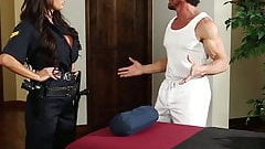 FantasyMassage Officer August Taylor Shows Up At Tommy Gunns