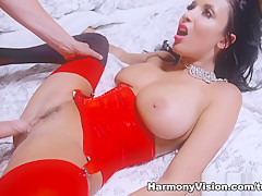 Exotic pornstar Anissa Kate in Incredible French, Big Tits xxx clip