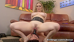 Horny pornstars Aiden Starr, Johnny Chorizo in Exotic Blonde, MILF sex clip