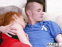 Babes – Step Mom Lessons – Sneaky Boy starring Ella Hughes a