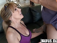 Mofos – Milfs Like It Black – Shayla Laveaux – Running On Da
