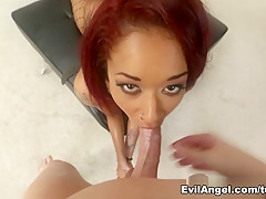 Crazy pornstar Skin Diamond in Best Interracial, Pornstars xxx video