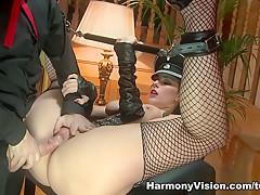 Exotic pornstars Paige Turnah, Samantha Bentley in Crazy Cumshots, Anal porn movie