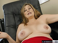 LethalHardcore – Allison is really horny for stepbros dick