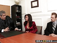 Brazzers – Big Tits at Work – Is It a Penal Offense scene st