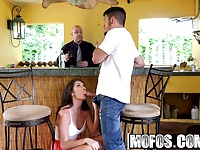 Mofos – Lets Try Anal – MILF Takes it in the Ass starring Si
