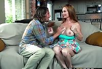 Brazzers – Mommy Got Boobs – Diamond Foxxx Tyler Nixon – Cum