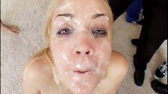 ANNETTE SCHWARZ Eats 20 Facials – Cover My Face
