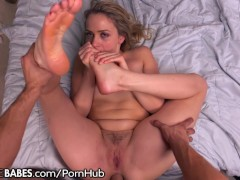 Footsie Babes Mia Malkova Anal and Footjob