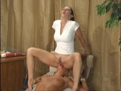 Lesbian – Girl Scouts Pussy-licking Slave